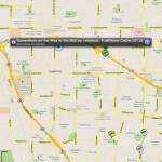GeoBucket Geocaching App Mapview
