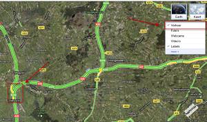 Nu ook nederlandse verkeersinformatie