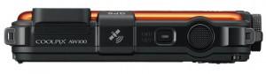Nikon Coolpix AW100 Camera met GPS