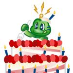 Happy Birthday Geocaching