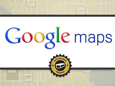 Geocaching.com en Google Maps