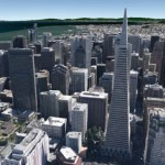 Google Earth 7 voor iOS 3DCity