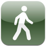 Wandelen app voor iOS