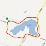 Wandelen voor iOS Routekaart