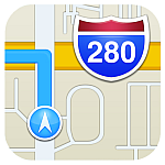 Apple Maps iOS6