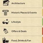Google Field Trip Categories