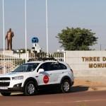Google Street View in Afrika