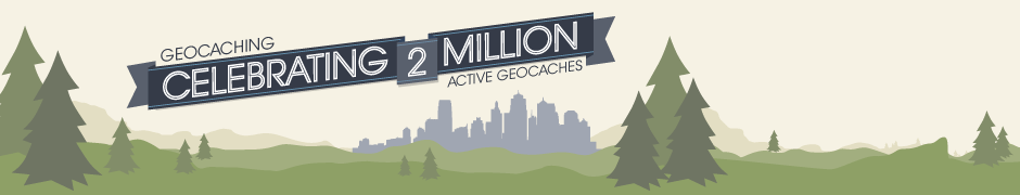 2 Million Geocaches