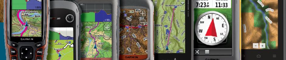 Garmin GPS modellen