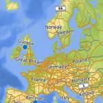Garmin Viago Regionale Map