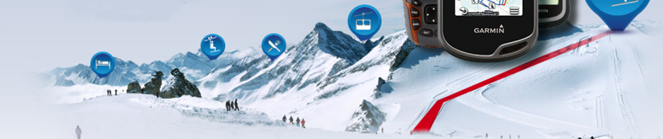 Garmin gratis TOPO Ski Map